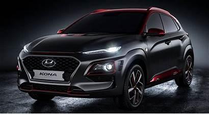 Kona Hyundai Iron Edition Carscoops