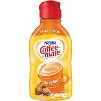 Calories in coffee mate hazelnut creamer. Nestle Coffee-Mate Coffee Creamer Hazelnut Allergy and ...