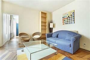 l39odeon spacieux appartement de 2 pieces a louer meuble With location meuble paris longue duree