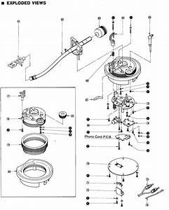 Technics 1200 Tonearm Wiring Diagram