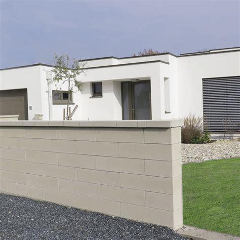 Mauer Mit Zaun by Friedl Steinwerke Gt Gartentr 228 Ume Gt Produkte Gt Modern Line