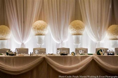 Table Draping - 69 best images about table backdrops on