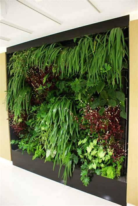 Vertikaler Garten Echte Pflanzen by Vertikaler Garten Gestalten Sie Ihr Zuhause Mit Pflanzen