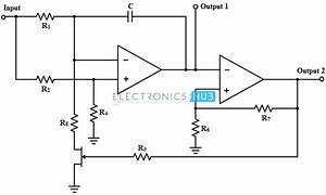 voltage controlled oscillators vco With vco circuit diagram