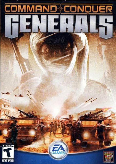 conquer command generals gamespot