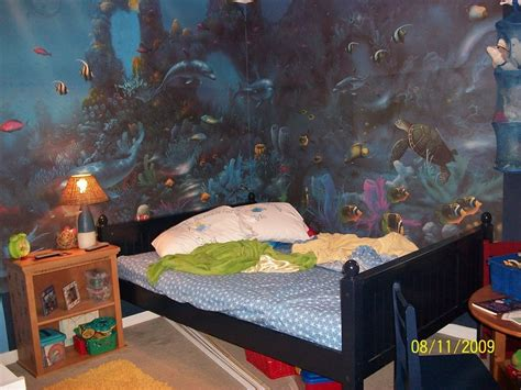 aquarium themed bedroom 1 the children s wing