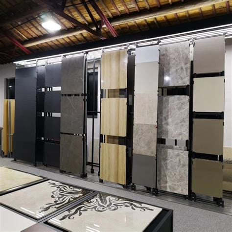 tiles showroom display rack stand  ceramic marble granite floor tile display rack buy tile