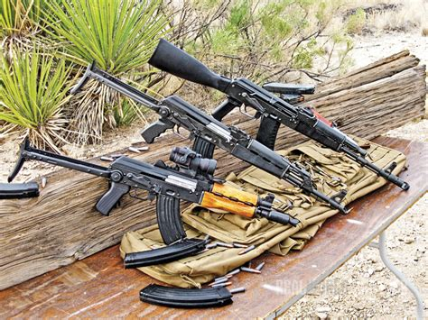 Firearms & Ammo For Emergencies