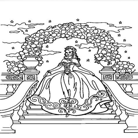 disegni principesse da colorare e stare disegni da colorare in disegni delle principesse disegni