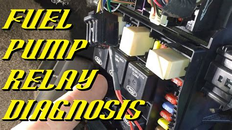 ford expedition crank  start diagnosis youtube