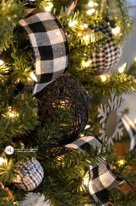 classy buffalo check plaid christmas projects