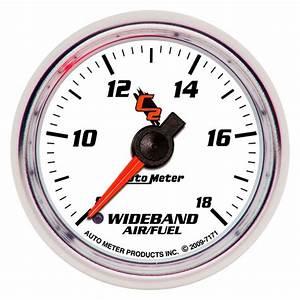 Autometer Air Fuel Ratio Gauge Instructions