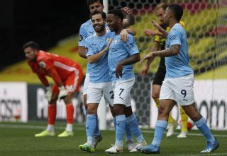 Raheem Sterling brace for Manchester City increases ...