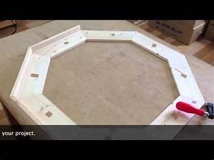 Making a Crokinole Board (DIY) - YouTube