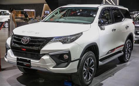 Toyota Fortuner 2019 Giá Bao Nhiêu? Khi Nào Về Việt Nam?