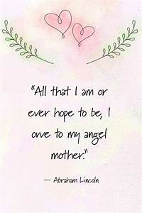 10+ Short Mothers Day Quotes & Poems - Meaningful Happy