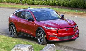 Fully Electric 2021 Ford Mustang Mach-E: Review - » AutoNXT