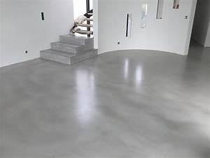 Béton Ciré Sur Carrelage Sol : b ton cir quimper b ton cir sol b ton cir sur ~ Premium-room.com Idées de Décoration