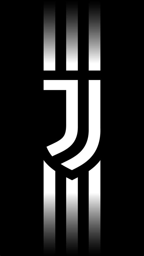 2018 New Juventus Logo Wallpaper