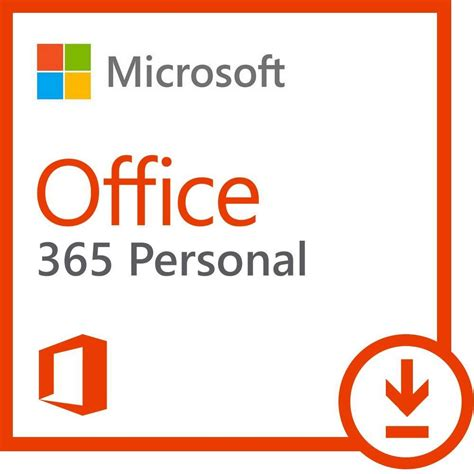 Office 365 Year by Microsoft Office 365 Personal 1 Year Mac Windows