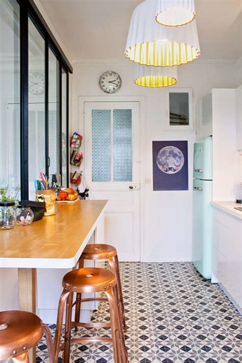 tendance les carreaux de ciment frenchy fancy