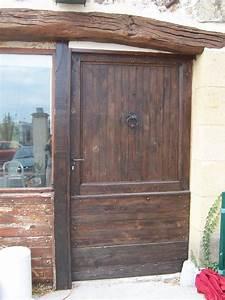 Isolation Porte D Entrée Ancienne : am liorer isolation d 39 une porte en bois ~ Edinachiropracticcenter.com Idées de Décoration