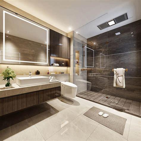 Modern Asian Bathroom Ideas by Modern Asian Luxury Interior Design حمامات