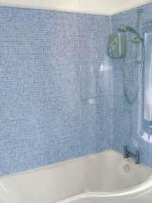 How To Clean Plastic Bathtub by Decos Mosaic Bathroom Wall Panels