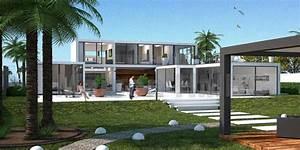 accueil hmbc luxe constructeur de maisons de luxe With maison de 100m2 plan 4 plans de maisons maison laure constructeur region centre