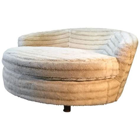 large lounge chair manner of milo baughman or