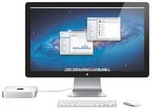 New Apple Mac Computers