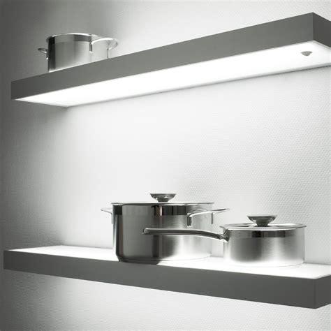 illuminated led box shelf
