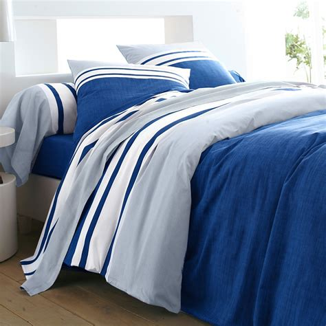linge de maison lille linge de lit nathalie coton blancheporte