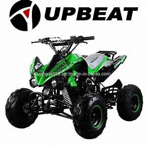 China Upbeat Atv Quad Bike 110cc  125cc