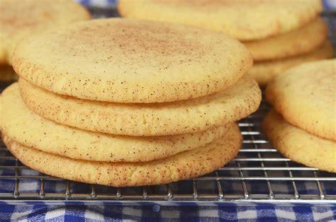 snickerdoodle cookie recipe joyofbakingcom video recipe