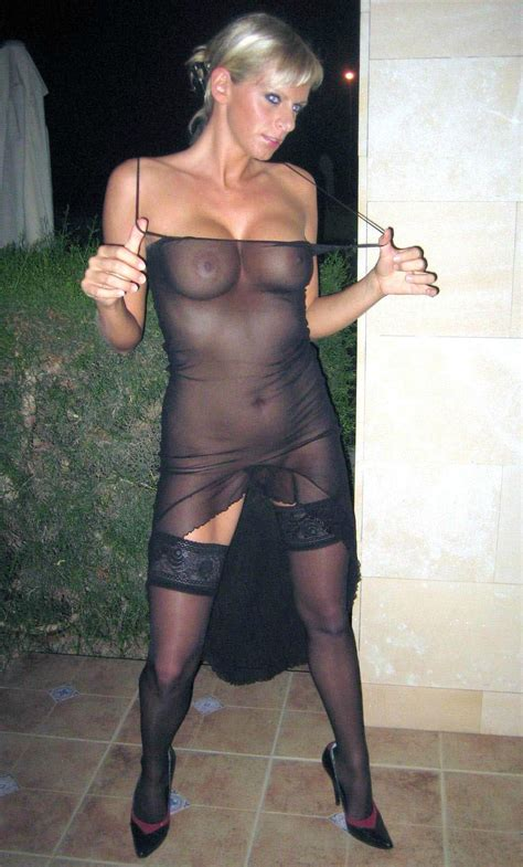 See Through Clothes In Public Image 4 Fap