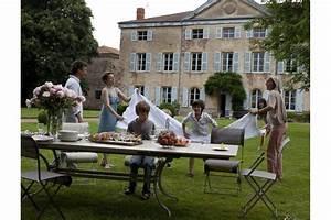 Mobilier De Jardin Fermob : table romane fermob allonge latour mobilier de jardin ~ Dallasstarsshop.com Idées de Décoration