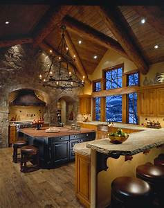 mountain lodge traditional kitchen phoenix by With interior decorators colorado springs