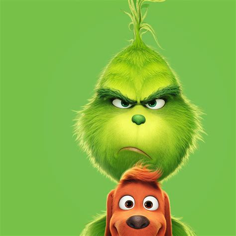 Grinch Wallpaper Iphone by The Grinch 2018 Poster Hd 4k Wallpaper