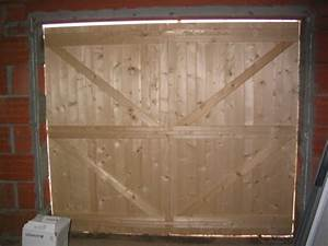 Porte De Garage Bois : sens porte garage en bois 9 messages ~ Melissatoandfro.com Idées de Décoration