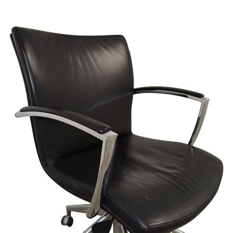 61% Off  Black Leather Desk Chair  Chairs. Small Multi Drawer Cabinet. Painted Accent Tables. Corner Tower Computer Desk. Bar Pool Table Size. Linen Cabinet With Drawers. What Does Desk Mean. Ryanair Information Desk. Building Al Shaped Desk