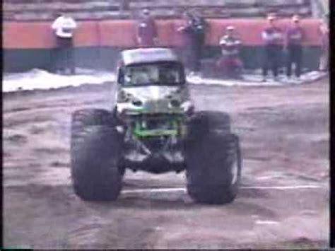 monster truck show in anaheim ca 1991 ushra monster trucks anaheim ca show 1 part 1
