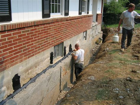 Basement Water Leakage Solutions Creative Contracting