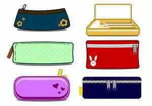 Pencil cases clipart - Clipground