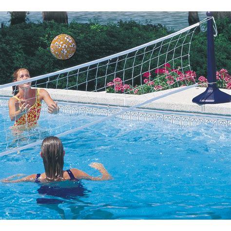 filet de volley pour piscine