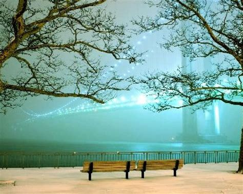 winter night scenes wallpaper gallery