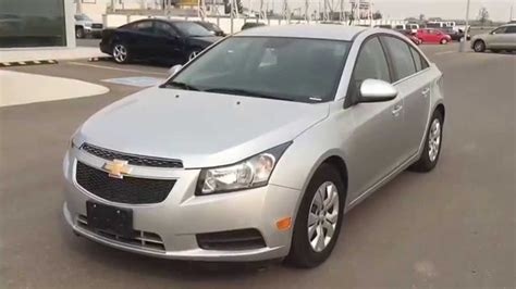 Gray Daniel Chevrolet grey 2014 chevrolet cruze lt compact sedan with only