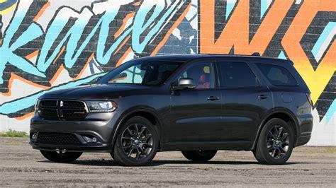 jeep durango 2016 review 2016 dodge durango r t