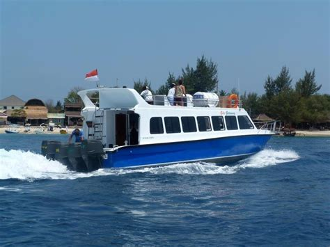 Fast Boat To Gili by Fast Boat From Bali To Gili Book Your Bali Fast Boat To