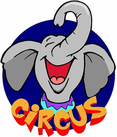 Circus Clip Clipart Elephant Animal Cliparts Ringmaster